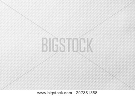 Background Of Textured Embossed White Paper