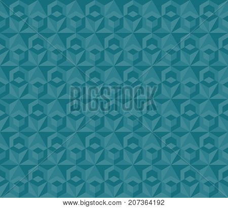 tropical color background vector illustration. seamless pattern for surface design in web and print. geometry marine ocean color repeatable abstract motive