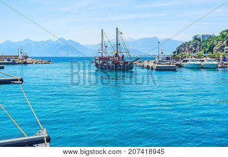 Antalya Resort In Turkey