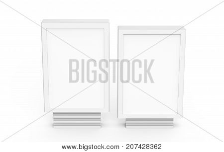 Two Different Sizes Light Boxes