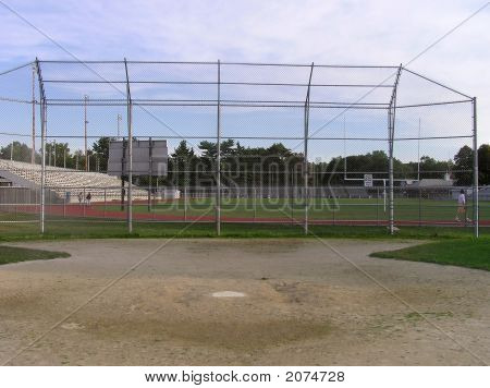 Baseball Batters cage