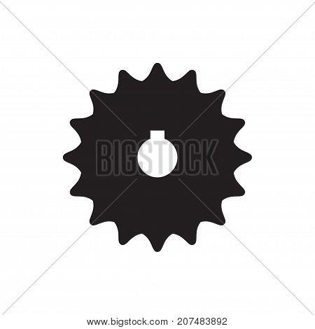Chain Gear Icon