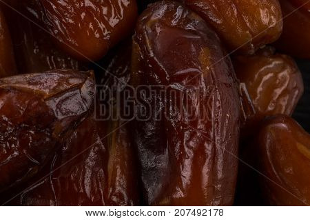 Dates Fruits Close Up