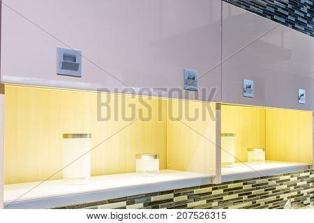 Breathtaking light interior design of kitchen Kitchen interior