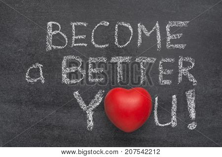 Become A Better You Heart