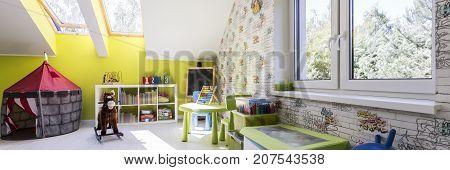 Child Room Design