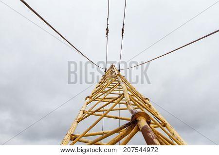 Boom Of The Crane
