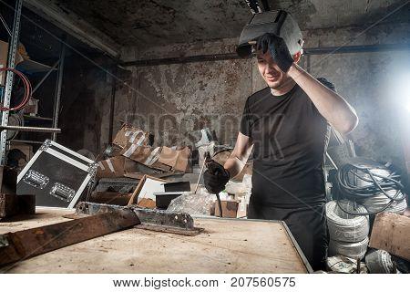 Man Brews A Metal