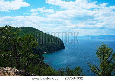 Lake Baikal Shoreline