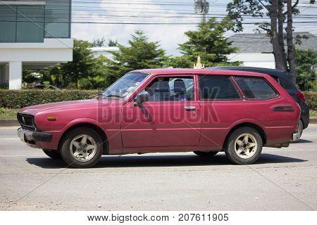 Private Old Car, Toyota Corolla Van