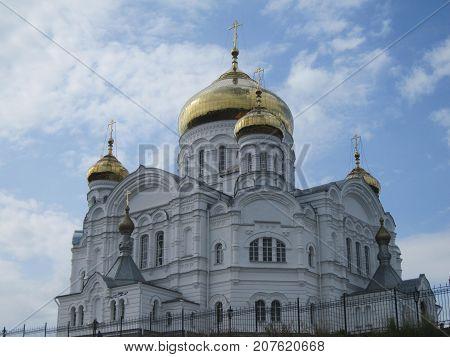 Belogorsk Sacred and Nikolaev orthodox and missionary monastery