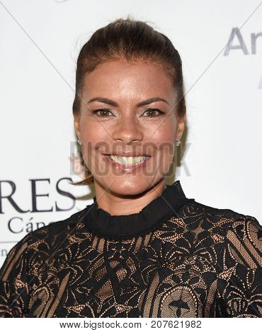 LOS ANGELES - SEP 24:  Lisa Vidal arrives for the 'El Sueno De Esperanza' Celebration on September 24, 2017 in Hollywood, CA
