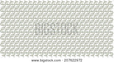 Rolls of dollars isolated on a white background