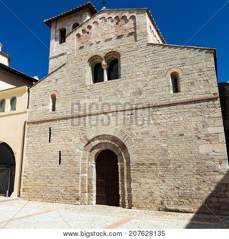 Wonderful Medieval Church
