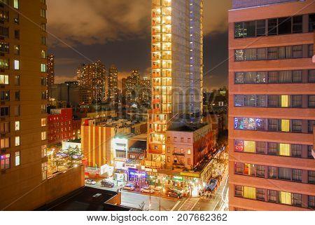 New York City Nightlife