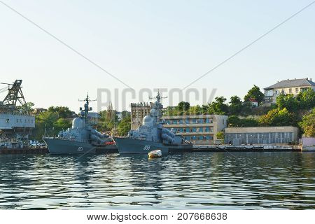 Missile Boats