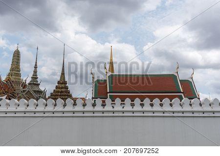 Wat Phra Kaew (wat Phra Si Rattana Satsadaram)