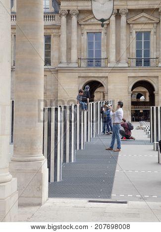 Paris, Les Deux Plateaux