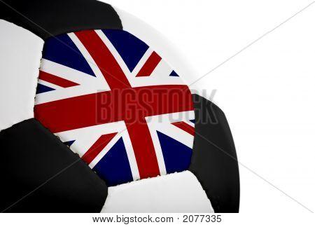 British Flag - Football