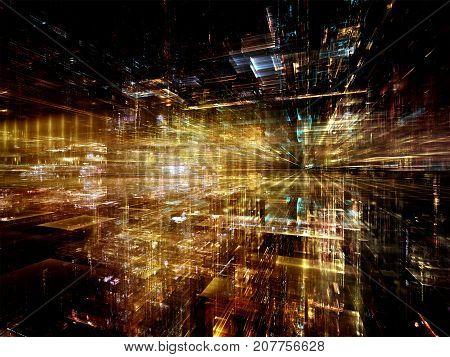 Realms Of Virtual World