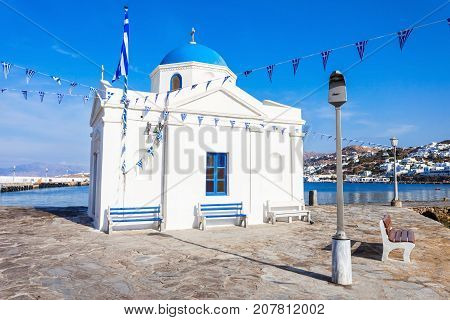 Agios Nikolaos Church, Mykonos