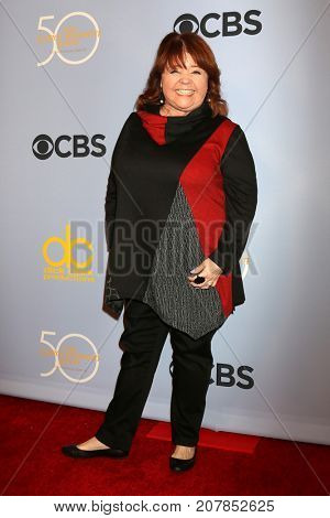 LOS ANGELES - OCT 4:  Patrika Darbo at the Carol Burnett 50th Anniversary Special Arrivals at the CBS Television City on October 4, 2017 in Los Angeles, CA