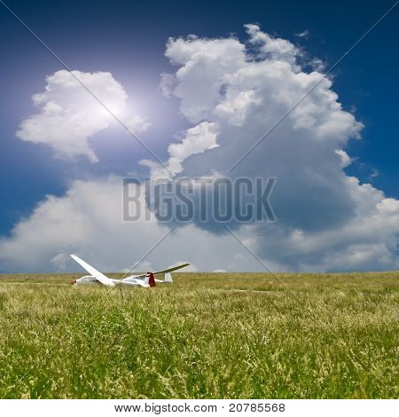 Two Gliders
