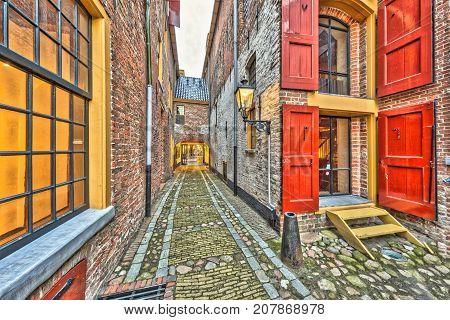 Historic Alley Groningen