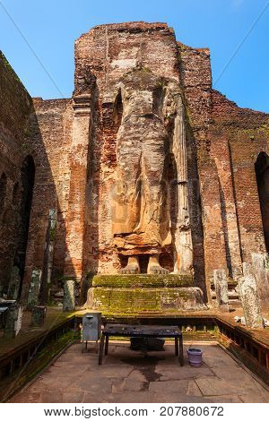 Polonnaruwa In Sri Lanka