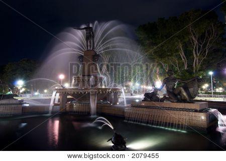 Archibald Fountain, Hyde Park, Sydney