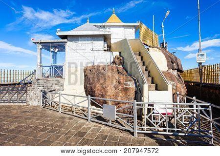 Adams Peak Temple, Sri-lanka