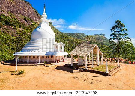 Adams Peak, Sri Lanka