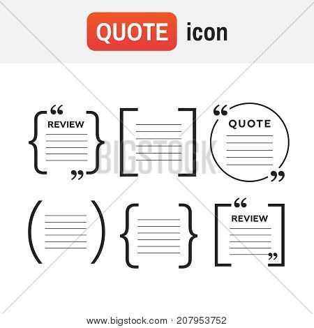 Abstract Frame For Quotes