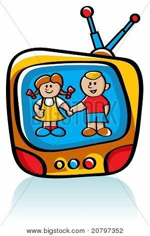 Kids On Tv