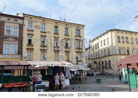Krakow Jewish Quarter - Poland