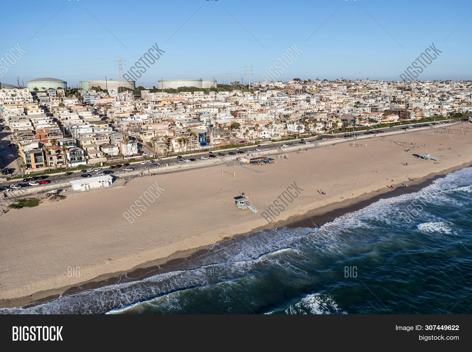 Afternoon Aerial View Image Photo Free Trial Bigstock