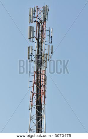 Mast To Antenna Mobile Telephony