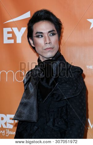 NEW YORK - JUN 17: Eugene Lee Yang attends the 2019 TrevorLIVE New York Gala at Cipriani Wall Street on June 17, 2019 in New York City.