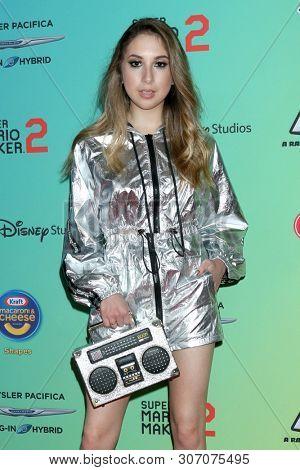LOS ANGELES - JUN 16:  Carrie Berk at the ARDYs: A Radio Disney Music Celebration at the CBS Studio Center on June 16, 2019 in Studio City, CA