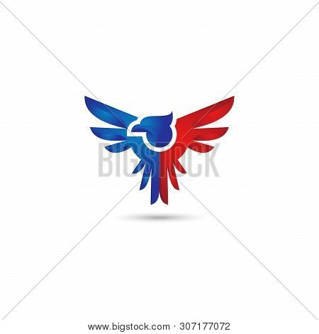 abstract eagle wings vector photo free trial bigstock abstract eagle wings vector photo