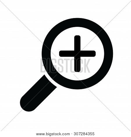 Zoom Out Icon Isolated On White Background From Miscellaneous Collection. Zoom Out Icon Trendy And M
