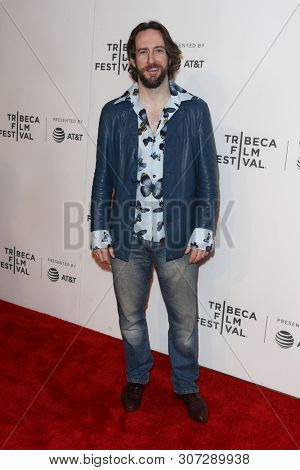 NEW YORK-APR 26: Actor Phil Burke attends 'The Exception' screening during the 2017 TriBeCa Film Festival at BMCC Tribeca PAC on April 26, 2017 in New York City.