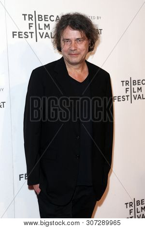 NEW YORK - APR 26: Director David Leveaux attends 'The Exception' screening during the 2017 TriBeCa Film Festival at BMCC Tribeca PAC on April 26, 2017 in New York City.