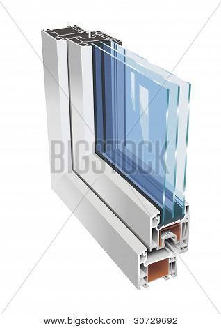 Window section