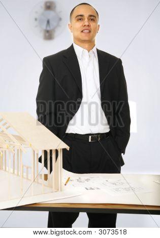 Designer Showing His Work 2