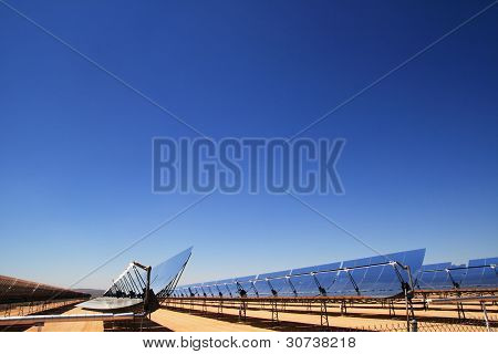 Solar Power Thermal Mirrors