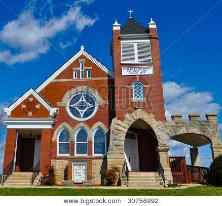 Mt. Vernon Kirche