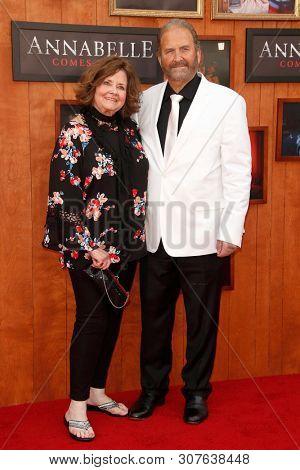 LOS ANGELES - JUN 20:  Judy Spera, Tony Spera at the