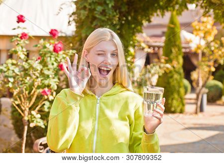 Stay Hydrated. Resort With Mineral Water Sources. Enjoy Every Sip Of Crystal Clear Water In Blooming