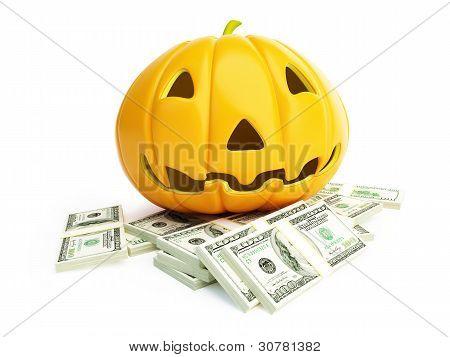 Money Halloween